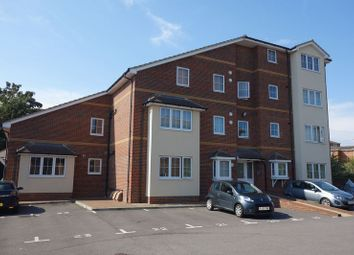 Thumbnail 1 bed flat to rent in Spencer Close, Aldershot