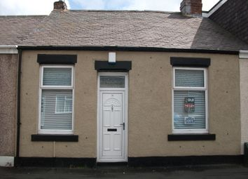 Thumbnail 2 bed cottage to rent in Pickard Street, Millfield, Sunderland