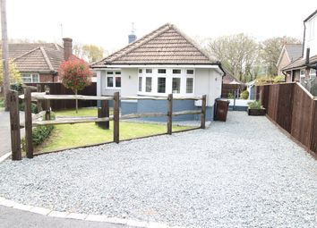 Thumbnail 3 bed bungalow for sale in Oaklands Close, Polegate