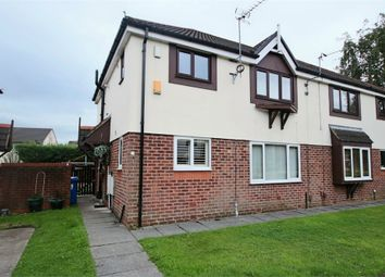 Thumbnail 1 bed flat for sale in Tower Grove, Leigh, Lancashire