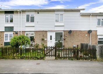 Thumbnail 3 bed terraced house for sale in Glastonbury Close, Basingstoke