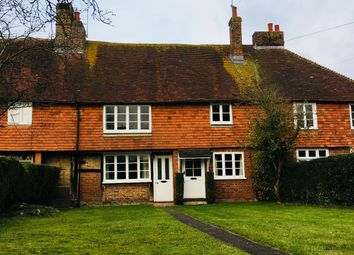 Thumbnail 2 bed cottage to rent in Plaistow Street, Lingfield