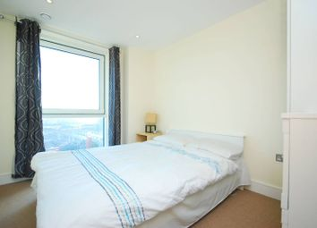 Thumbnail 1 bedroom flat to rent in Wharfside Point South, Canary Wharf