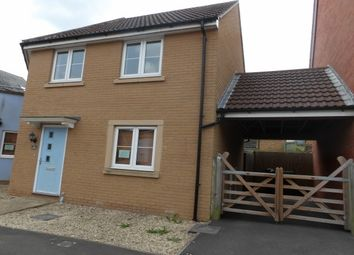 Thumbnail 3 bed link-detached house to rent in Junction Way, Mangotsfield, Bristol