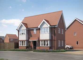 "Thumbnail 3 bed property for sale in ""The Sheringham"" at Christie Avenue, Ringmer, Lewes"