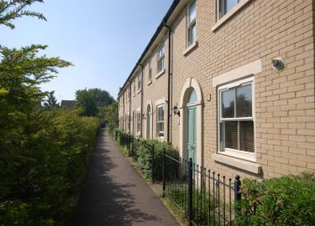 Thumbnail 3 bed terraced house to rent in Simpers Walk, New Street, Cambridge