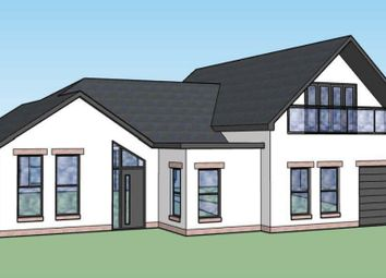 Thumbnail 4 bed detached house for sale in Upper Colquhoun Street, Plot 1, Helensburgh, Argyll & Bute