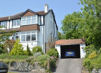 Thumbnail 4 bed semi-detached house for sale in Bramley Avenue, Coulsdon