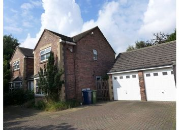 Thumbnail 4 bed detached house for sale in Hinton Close, Whittlesey, Peterborough