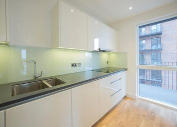 Thumbnail 2 bed flat for sale in Silvertown Way, London
