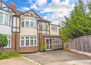 Thumbnail 5 bed semi-detached house for sale in Redclose Avenue, Morden