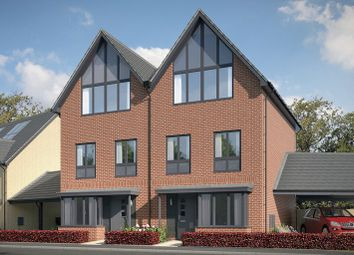 Thumbnail 3 bed semi-detached house for sale in Cranfield Road, Wooton, Bedforshire