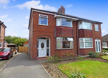 Thumbnail 3 bed semi-detached house for sale in Wistaston Avenue, Wistaston, Crewe