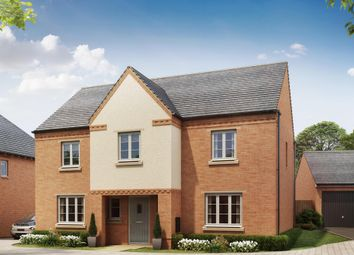 """Thumbnail 4 bed detached house for sale in """"Winstone"""" at Shrewsbury Court, Upwoods Road, Doveridge, Ashbourne"""