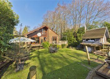 3 bed detached house for sale in Wey Meadows, Weybridge, Surrey KT13