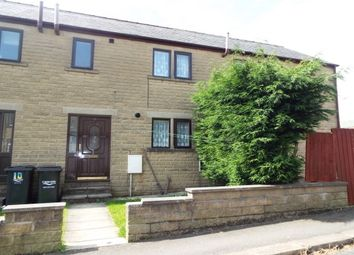 Thumbnail 2 bed terraced house to rent in Warley Road, Halifax