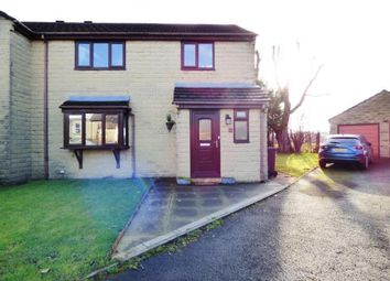 Thumbnail 4 bed semi-detached house for sale in Kings Close, Buxton, Derbyshire