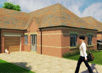 Thumbnail 3 bed detached bungalow for sale in The Hadden, Dormer Woods, Shireoaks Road, Worksop, Nottinghamshire