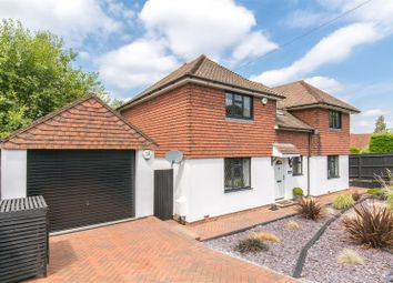 Thumbnail 4 bed detached house for sale in Church Road, Buxted, Uckfield