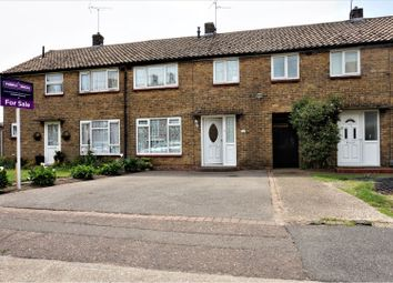 Thumbnail 3 bed terraced house for sale in Delaware Crescent, Southend-On-Sea