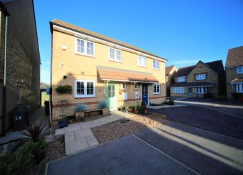 Thumbnail 3 bed semi-detached house for sale in Brownlee Close, Brinsworth, Rotherham