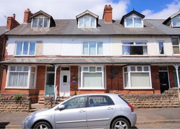 Thumbnail 3 bed terraced house for sale in Morley Avenue, Mapperley