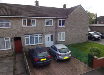 Thumbnail 2 bed terraced house for sale in Blackthorn Road, Houghton Regis, Dunstable, Bedfordshire