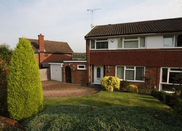 Thumbnail 3 bed semi-detached house for sale in Poles Hill, Chesham, Buckinghamshire