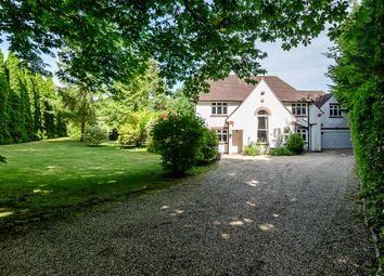 Thumbnail 5 bed detached house for sale in The Downs, Leatherhead