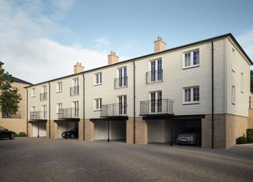 Thumbnail 2 bed end terrace house for sale in Coningsby Place, Poundbury