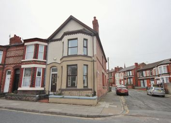Thumbnail 3 bed terraced house for sale in Woodchurch Road, Prenton, Wirral