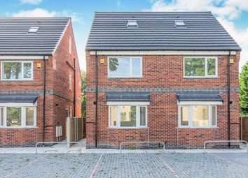 Thumbnail 3 bed terraced house to rent in Marlborough Road, Askern, Doncaster