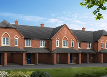 Thumbnail 3 bed town house for sale in Grosvenor Gate, Humberstone, Leicester