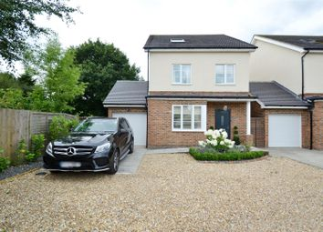 Thumbnail 4 bedroom detached house for sale in The Crescent, Horley