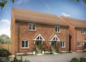 Thumbnail 2 bed semi-detached house for sale in Boxgrove, Chichester
