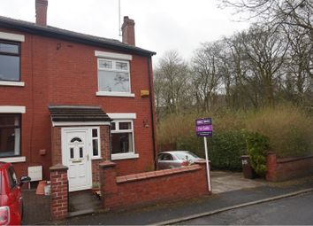 3 bed end terrace house for sale in Vale Avenue, Hyde SK14