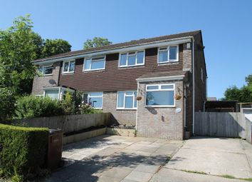 Thumbnail 3 bed semi-detached house for sale in Bishops Close, Ivybridge