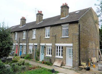 Thumbnail 2 bed cottage for sale in Glebeland Gardens, Shepperton, Middlesex