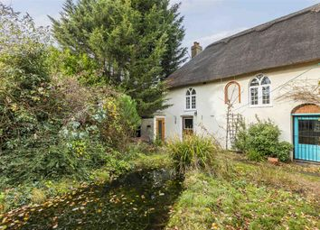 Thumbnail 3 bed detached house for sale in Swanfield Drive, Chichester