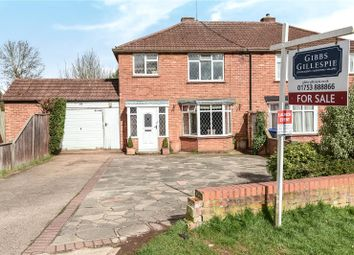 Thumbnail 3 bed semi-detached house for sale in Tilehouse Way, Denham, Buckinghamshire