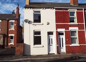 Thumbnail 2 bed end terrace house to rent in Shadyside, Hexthorpe