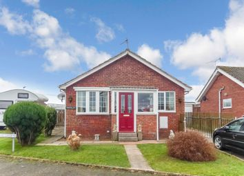 Thumbnail 2 bed bungalow for sale in Lindisfarne Gardens, Berwick-Upon-Tweed