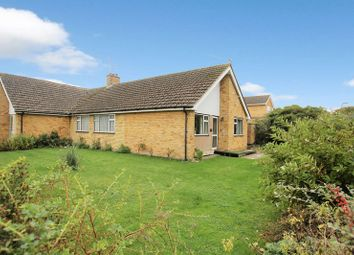 Thumbnail 3 bed semi-detached bungalow for sale in Caudwell Close, Grove, Wantage