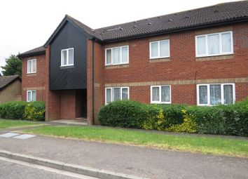 Thumbnail 2 bed flat for sale in Rodeheath, Leagrave, Luton