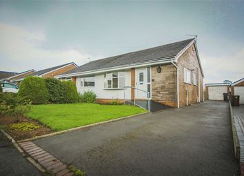 Thumbnail 2 bed semi-detached bungalow for sale in Richmond Avenue, Burnley, Lancashire