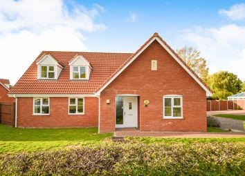 Thumbnail 4 bed bungalow for sale in Spring Court, Wereham, King's Lynn