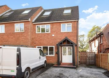Thumbnail 4 bed terraced house to rent in Priory Close, Finchley
