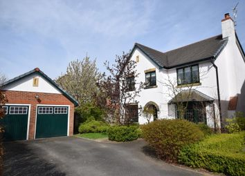 Thumbnail 4 bed detached house for sale in Calderstones Drive, Calderstones Park, Whalley