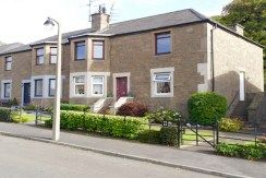 Thumbnail 2 bed flat to rent in Kenilworth Avenue, Baxter Park, Dundee