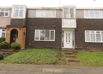 Thumbnail 3 bed terraced house for sale in Trindehay, Laindon, Basildon